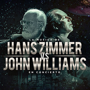 The music of Hans Zimmer & John Williams